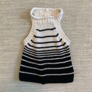 LF Rumor Boutique Halter Sweater
